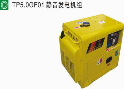 拓普TP5.0GF01静音发电机组