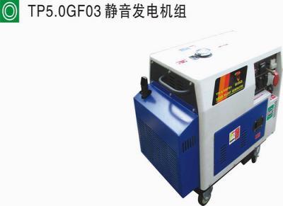 拓普TP5.0GF03静音发电机组