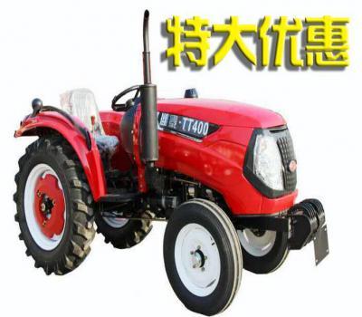 潍坊泰山400两驱四轮40马力农用拖拉机