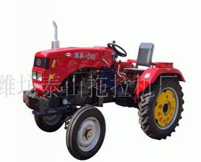 潍坊泰山24马力节油高速度四轮拖拉机960轮距