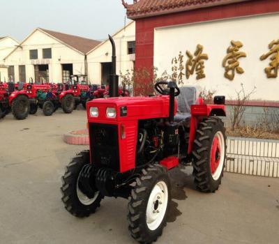潍坊泰山324农用拖拉机四轮中拖