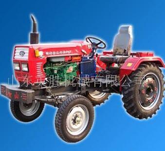 潍坊泰山12+2挡节油型24马力农用拖拉机中置转向、强升强降